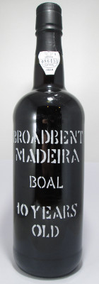 Broadbent 10 Year Old Boal NV