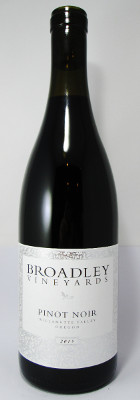 Broadley Vineyards Pinot Noir 2017