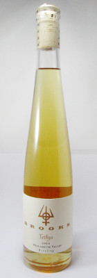 "Brooks Riesling ""Tethys"" Brooks Estate Vineyard 2015 - 375 ml MAIN"