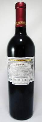 Buehler Vineyards Cabernet Sauvignon Estate 2015 THUMBNAIL