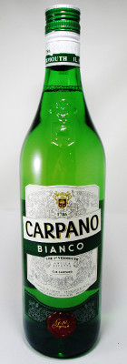 Carpano Bianco Vermouth - 1000 ml THUMBNAIL