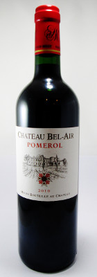 Chateau Bel-Air Pomerol 2010