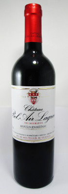 Chateau Bel Air Lagrave Moulis eu Medoc 1988 MAIN