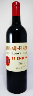 Chateau Figeac Saint Emilion Grand Cru 2014 MAIN