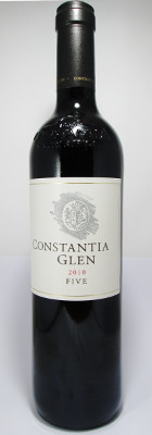 "Constantia Glen Red Blend ""Five"" 2010 THUMBNAIL"