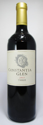 "Constantia Glen Red Blend ""Three"" 2013"