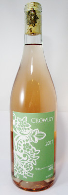 Crowley Pinot Noir Rose Willamette Valley 2017