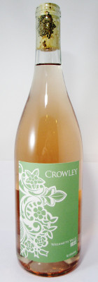 Crowley Pinot Noir Rose Willamette Valley 2018 MAIN