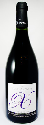 "Xavier Chateauneuf du Pape ""Cuvee Anonyme"" 2010"