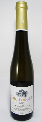 Dr. Loosen Riesling Eiswein 2012 - 375 ml