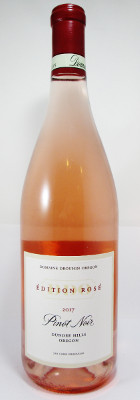 "Domaine Drouhin Oregon Pinot Noir Rose ""Edition Rose"" 2017"