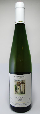Domaine Ernest Burn Alsace Pinot Blanc 2010