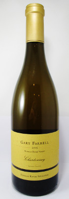 "Gary Farrell Chardonnay Russian River Valley ""Russian River Selection"" 2015 THUMBNAIL"