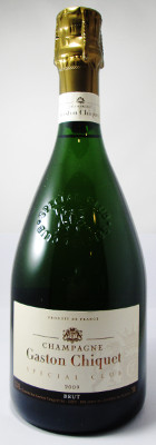 Gaston Chiquet Champagne Brut Special Club 2009 MAIN