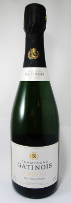 Gatinois Champagne Ay Grand Cru Brut Tradition NV