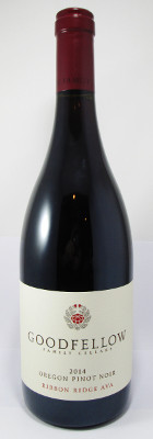 Goodfellow Family Cellars Pinot Noir Ribbon Ridge 2014 THUMBNAIL