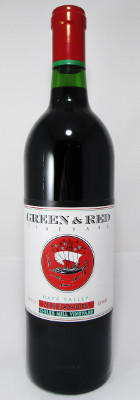 Green & Red Vineyards Zinfandel Chiles Mill Vineyard 2014_THUMBNAIL