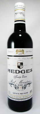 Hedges Family Estate Red Wine Red Mountain 2015 MAIN