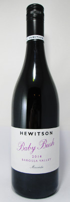 "Hewitson Barossa Valley Mourvedre ""Baby Bush"" 2014"