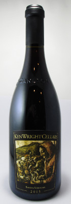 Ken Wright Cellars Pinot Noir Savoya Vineyard 2015
