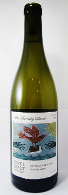 "Kivelstadt Cellars Sonoma County Sauvignon Blanc ""The Family Secret"" 2017"