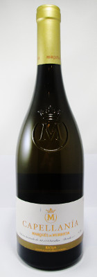 "Marques de Murrieta Rioja Blanco ""Capellania"" 2012 THUMBNAIL"