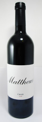 Matthews Columbia Valley Cuvee 2016