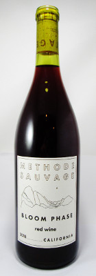 Methode Sauvage Bloom Phase Red Wine 2018_MAIN