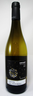 Michel Delhommeau Muscadet Serve et Maine Clos Armand Vieille Vigne 2015 MAIN