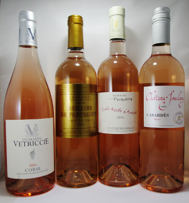 Our South of France Rose Sampler