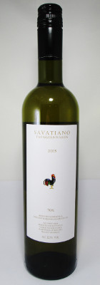 Domaine Papagiannakos Savatiano 2015