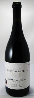 "Patricia Green Cellars Pinot Noir ""Estate Old Vine"" 2016 THUMBNAIL"