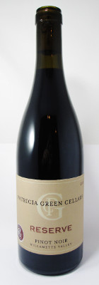 Patricia Green Cellars Pinot Noir Reserve 2016