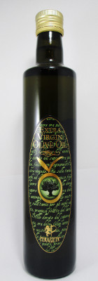 Perazzeta Extra Virgin Olive Oil - 500 ml THUMBNAIL