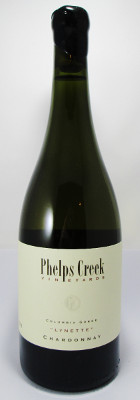"Phelps Creek Chardonnay Columbia Gorge ""Lynette"" 2015"