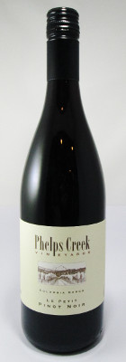 "Phelps Creek Pinot Noir Columbia Gorge ""Le Petit"" 2018 THUMBNAIL"