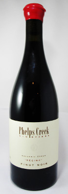 "Phelps Creek Pinot Noir Columbia Gorge ""Regina"" 2011 THUMBNAIL"