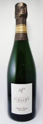 "Piollot Pere & Fils Champagne Brut Nature ""Champs Rayes"" 2012"