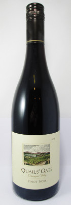 Quails' Gate Pinot Noir Okanagan Valley 2015