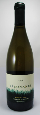 Resonance Chardonnay Hyland Vineyard 2015