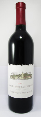 Robert Mondavi Winery Cabernet Sauvignon Napa Valley 2001_THUMBNAIL