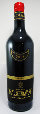 "Secco-Bertani ""Original Vintage Edition"" Verona 2014 MAIN"