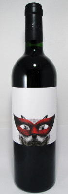 Secret Squirrel Red Wine Red Mountain 2012