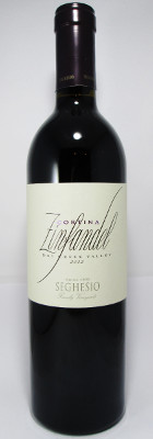 "Seghesio Zinfandel Dry Creek Valley ""Cortina"" 2012"