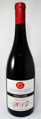 "St. Innocent Pinot Noir ""Villages Cuvee"" 2017 THUMBNAIL"