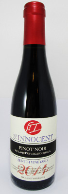 St. Innocent Pinot Noir Zenith Vineyard 2014 - 375 ml