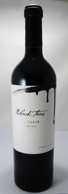 "Tapiz Malbec ""Black Tears"" 2011"