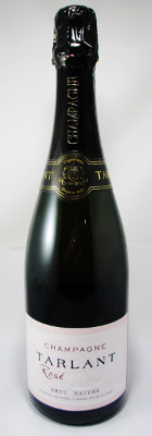 "Tarlant Champagne Brut Nature Rose ""Zero"" NV MAIN"