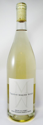 "Timothy Malone Wines Oregon White Wine ""Bianco e Nero"" 2018 THUMBNAIL"