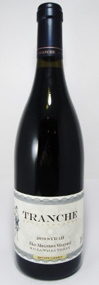 Tranche Cellars Syrah Blue Mountain Vineyard 2013_THUMBNAIL